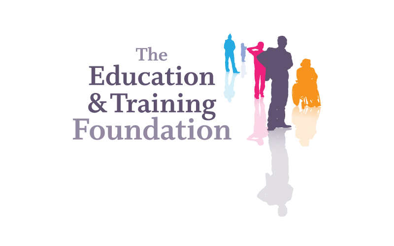 Me the leader member of The Education & Training Foundation